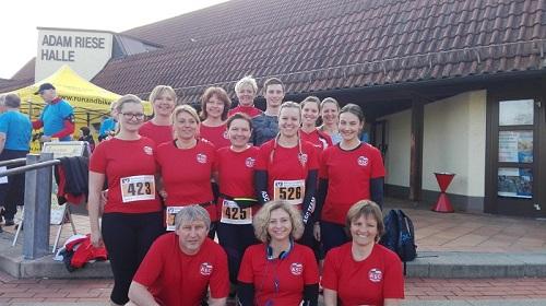 ASC Marktrodach mit 14 Startern beim Obermain-Marathon